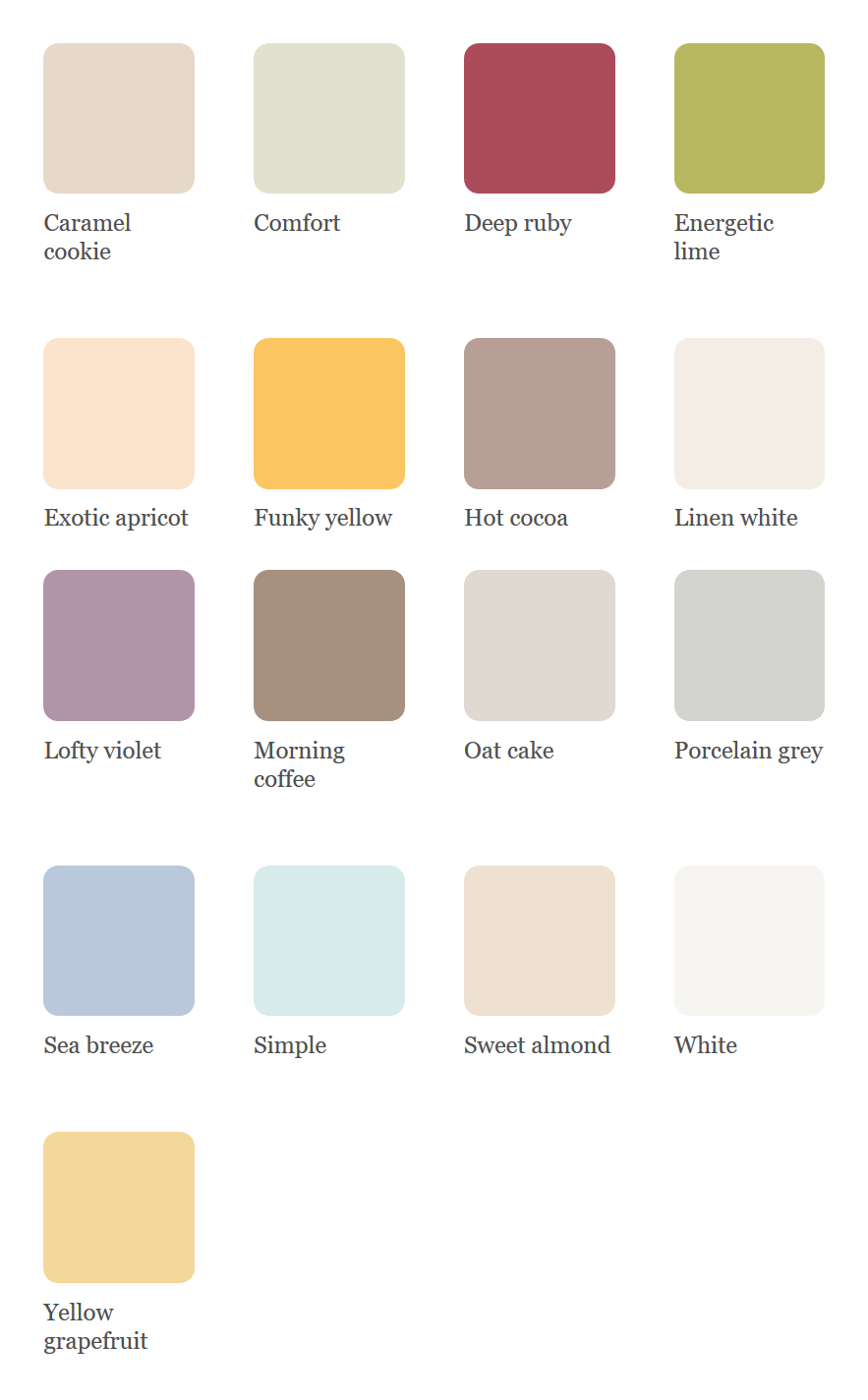 Farba Designer Beckers Kitchen Bathroom 25 L 16 Kolorów