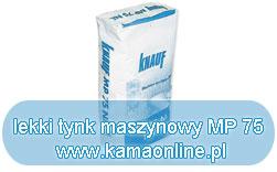 Tynk Maszynowy Mp 75 L 30kg Kamaonline Pl